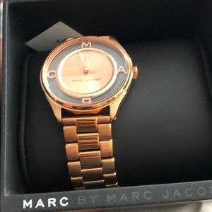 Marc Jacobs beautiful watch brand new